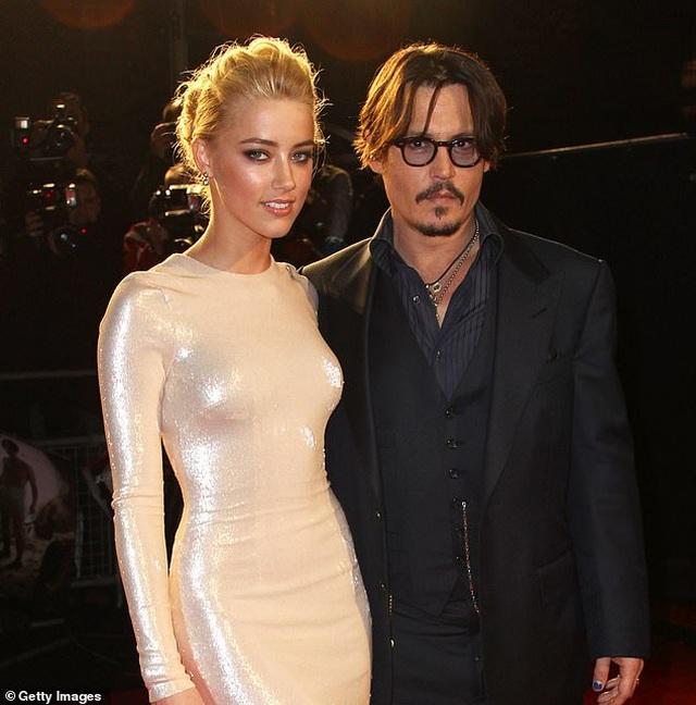 Johnny Depp tiếp tục tố cáo vợ cũ - 1