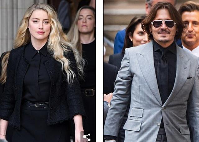 Johnny Depp tiếp tục tố cáo vợ cũ - 3