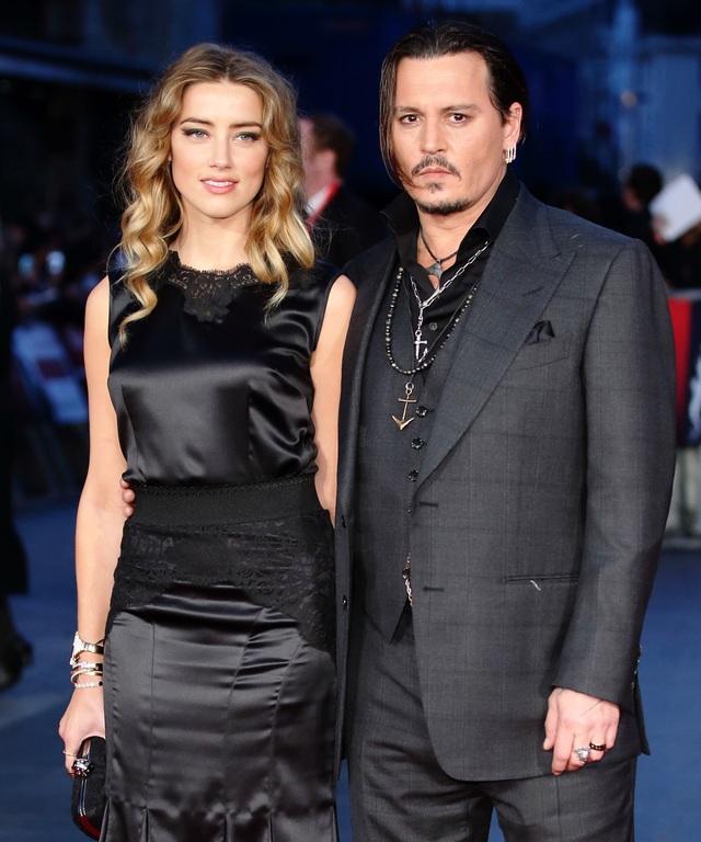 Johnny Depp tiếp tục tố cáo vợ cũ - 5