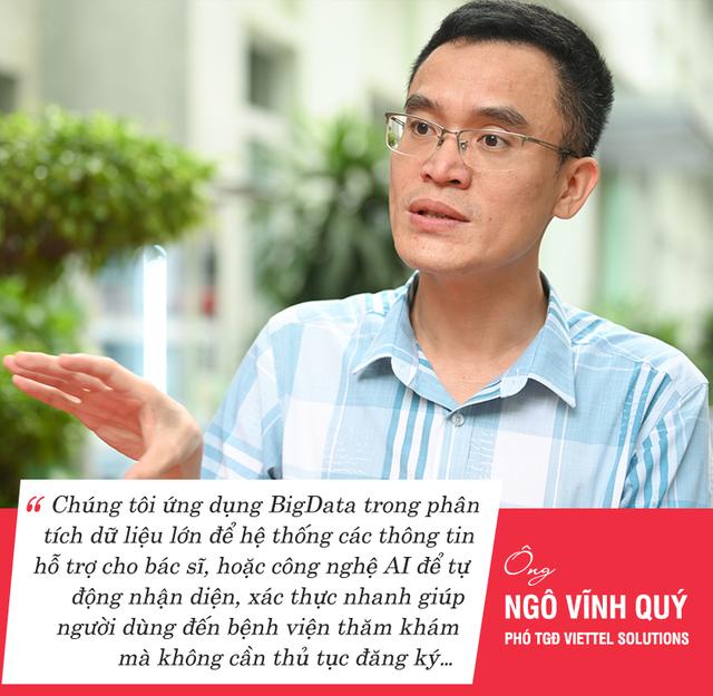 Giấc mơ trợ lý y tế thông minh cho người Việt của Viettel thành hiện thực - 4