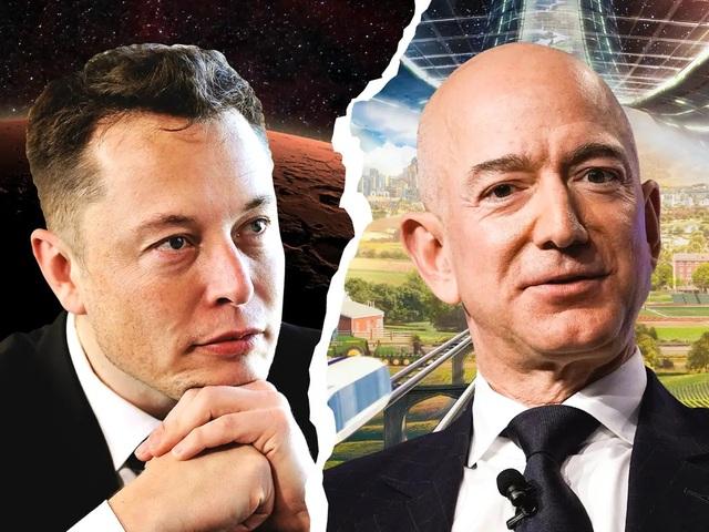 Vượt mặt Jeff Bezos, Elon Musk trở thành người giàu nhất thế giới - 1