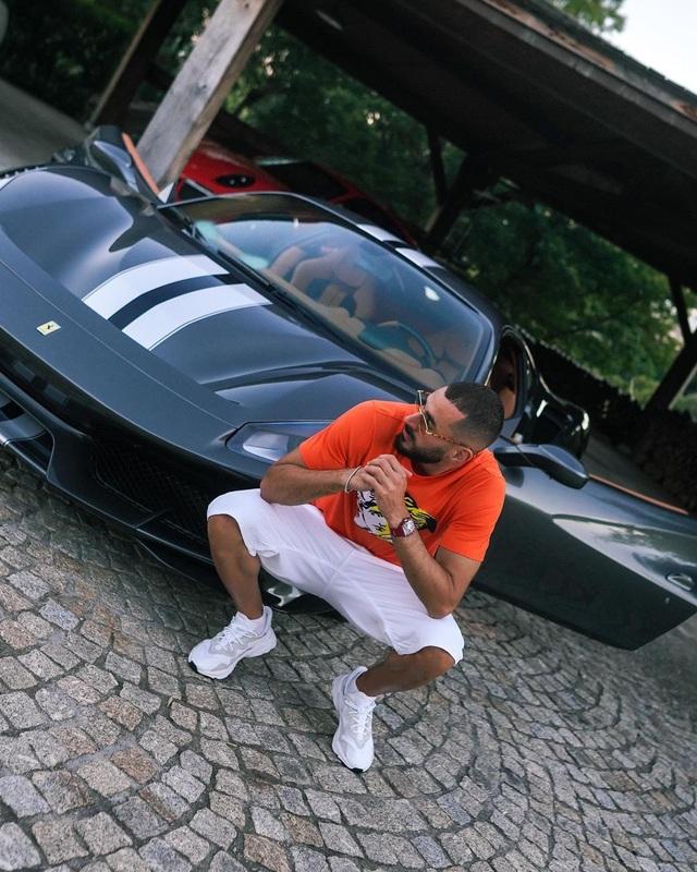 Bộ sưu tập xế hộp hàng trăm tỷ đồng của Karim Benzema - 1