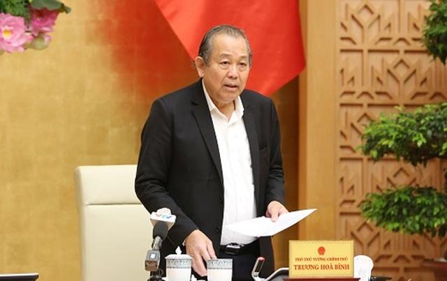 Phó Thủ tướng chỉ rõ việc cán bộ bảo kê buôn lậu, tiếp tay cho tội phạm - 1
