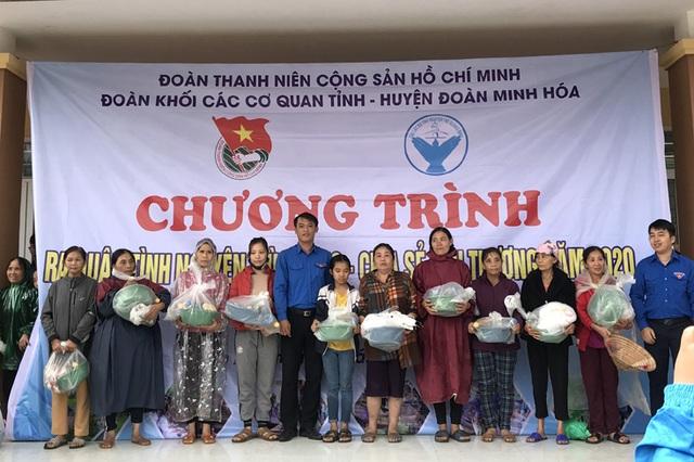 Nhiều hoạt động hướng tới cộng đồng hưởng ứng chương trình Xuân tình nguyện - 1