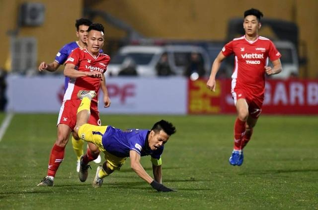 Đánh bại Viettel, CLB Hà Nội giành Siêu cúp Quốc gia 2020 - 14