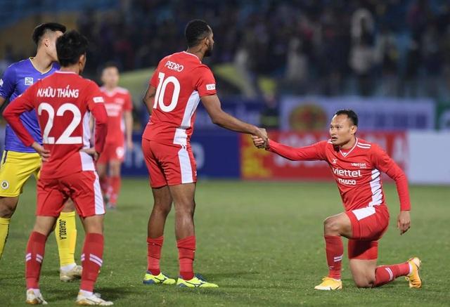 Đánh bại Viettel, CLB Hà Nội giành Siêu cúp Quốc gia 2020 - 9