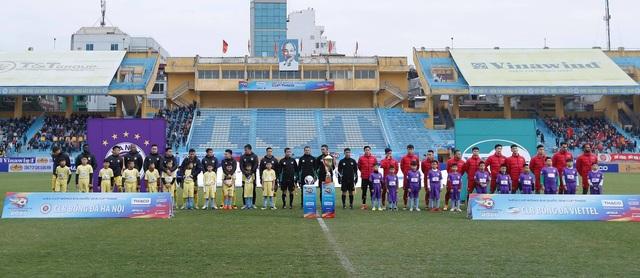 Đánh bại Viettel, CLB Hà Nội giành Siêu cúp Quốc gia 2020 - 20
