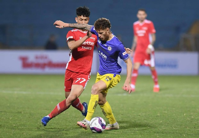 Đánh bại Viettel, CLB Hà Nội giành Siêu cúp Quốc gia 2020 - 8