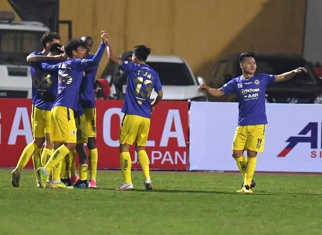 Đánh bại Viettel, CLB Hà Nội giành Siêu cúp Quốc gia 2020 - 5