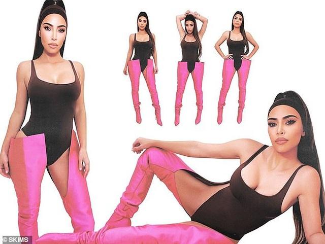 Kim Kardashian liên tục đăng ảnh gợi cảm giữa tin đồn hôn nhân rạn nứt - 2