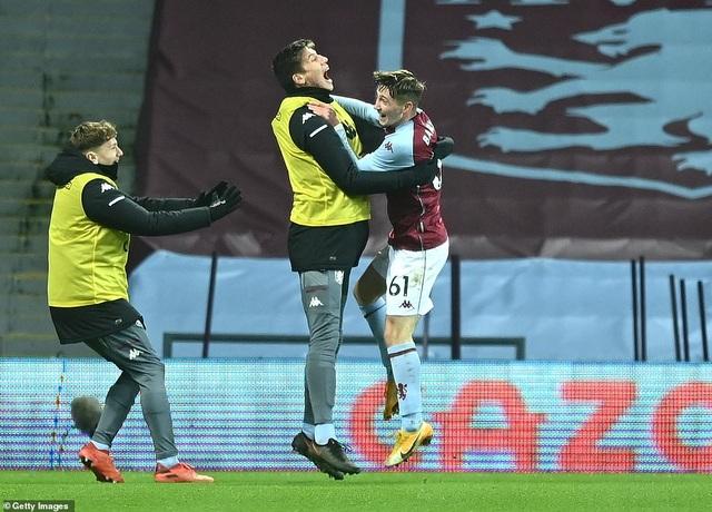 Liverpool phục hận thất bại 2-7 trước Aston Villa - 5