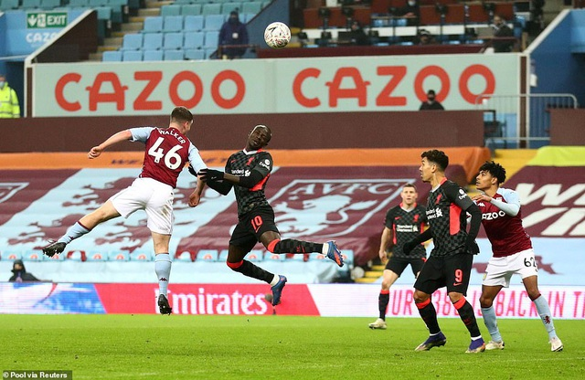 Liverpool phục hận thất bại 2-7 trước Aston Villa - 6