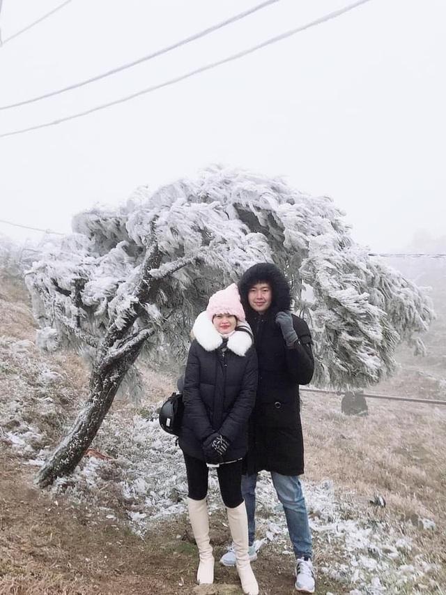 Sa Pa đông cứng trong băng tuyết, đỉnh Khau Phạ cũng hóa đá - 8
