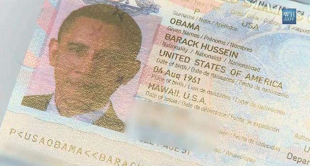 Cận cảnh tấm hộ chiếu nhiều đặc quyền của các Tổng thống Mỹ - 3