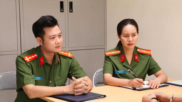 Đạo diễn Dương Ngọc Bảo thủ vai nam chính trong phim Luật đời - 3