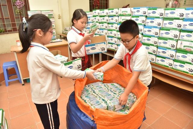 Cuộc thi Cùng bé thu gom vỏ hộp giấy giúp tăng gấp đôi việc thu gom - 3