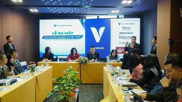 Ra mắt thương hiệu The Vitamin Shoppe Việt Nam - 1
