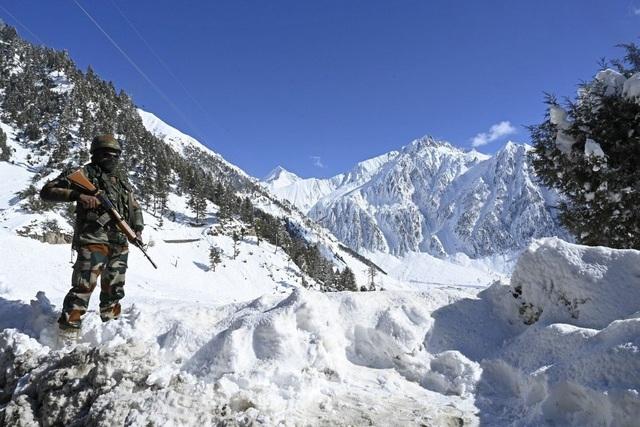 Ấn Độ bắt quân nhân Trung Quốc ở biên giới tranh chấp - 1