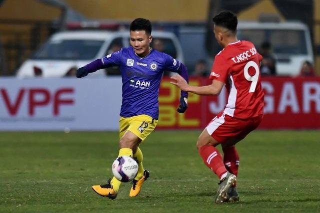 Vòng 1 V-League 2021: HLV Kiatisuk đối đầu ngôi sao Daisuke Matsui - 2