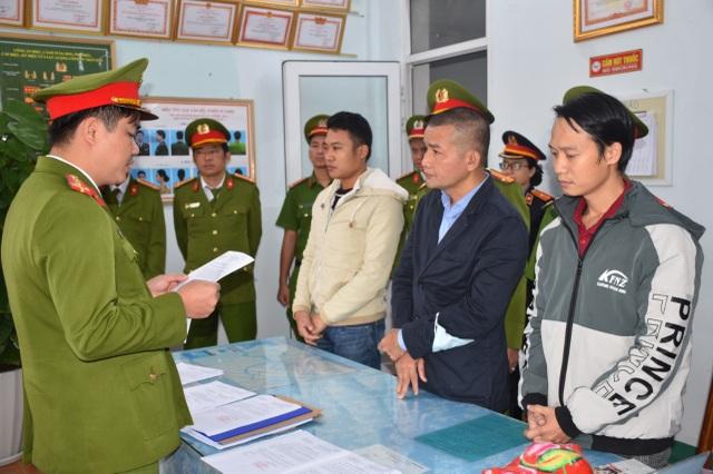 Bắt tạm giam 3 đối tượng gian lận BHYT gần 800 triệu đồng tại Quảng Nam - 1