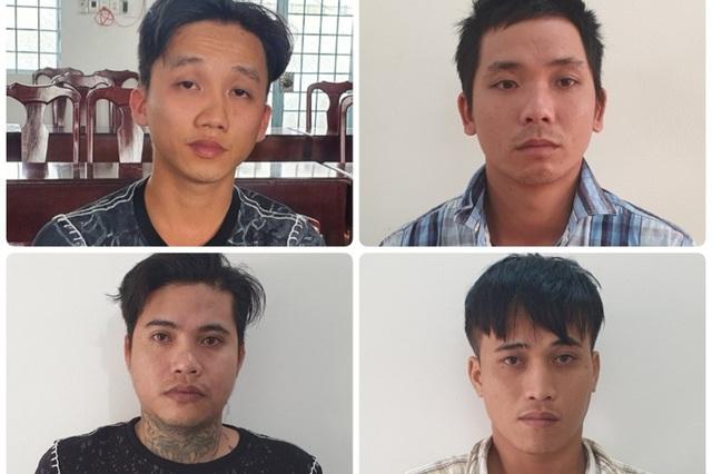 Bắt 4 nghi can trong nhóm hỗn chiến trên quốc lộ 61 làm 1 người chết - 1