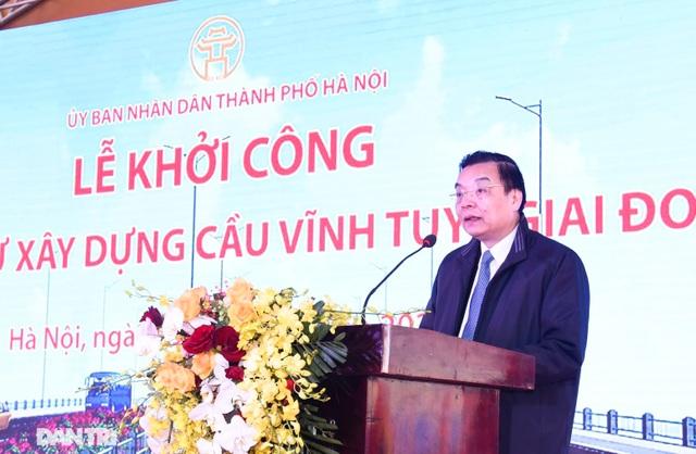 Thông xe nút giao 400 tỷ đồng nối cao tốc Hà Nội - Hải Phòng với Vành đai 3 - 2