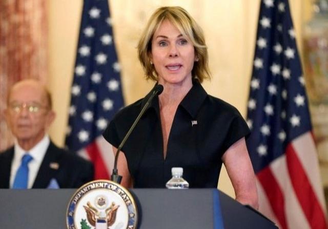 Đại sứ Mỹ hủy thăm Đài Loan sau cảnh báo chiến tranh của Trung Quốc - 1