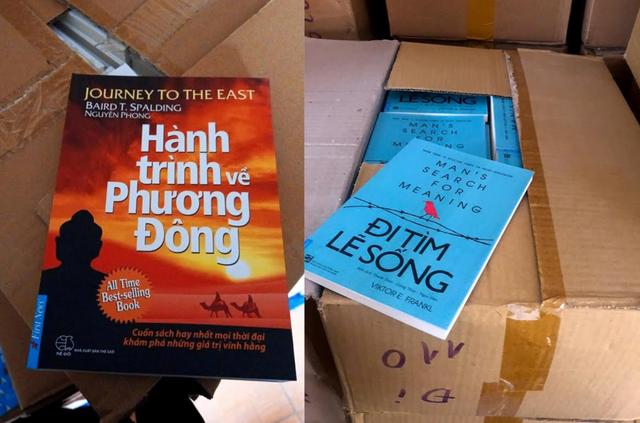 Thu giữ khoảng 40.0000 cuốn sách giả tại 2 địa điểm ở Hà Nội - 1
