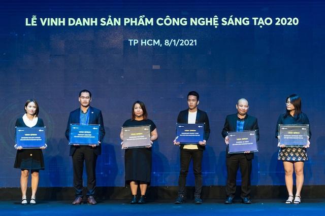 Vsmart - Thương hiện điện thoại Việt xuất sắc Tech Awards 2020 - 1
