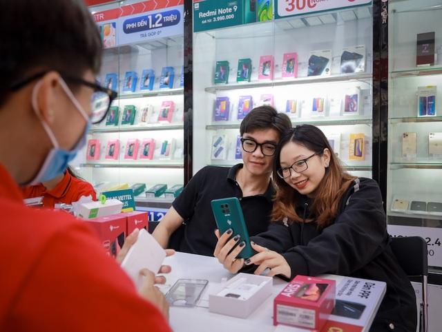 Vsmart - Thương hiện điện thoại Việt xuất sắc Tech Awards 2020 - 2