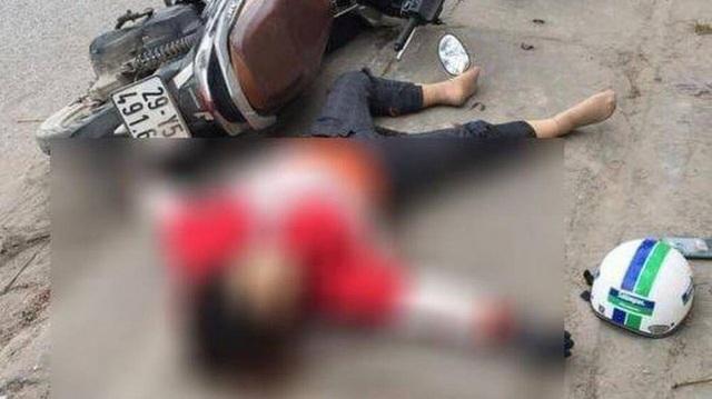 Hà Nội: Người phụ nữ bị sát hại khi đang đi xe máy trên đường - 1