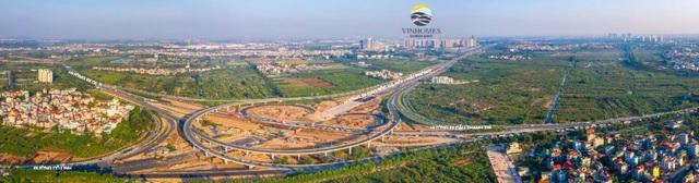 Nút giao Cổ Linh 400 tỷ đồng sẽ mở cửa ngõ phía Đông Hà Nội - 1
