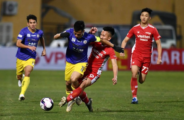 CLB Hà Nội san bằng kỷ lục ở Siêu Cúp Quốc gia - 1