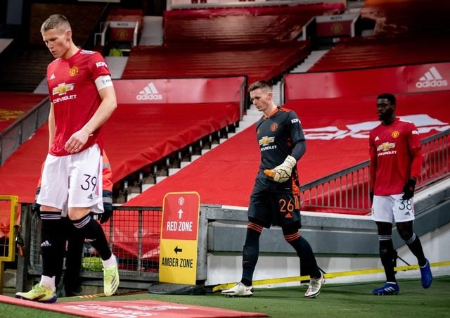 McTominay giúp Man Utd thắng trận trong lần đầu đeo băng đội trưởng - 1
