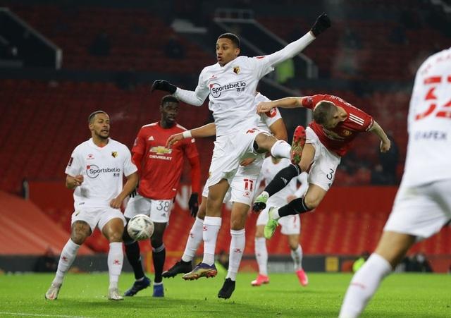 McTominay giúp Man Utd thắng trận trong lần đầu đeo băng đội trưởng - 4