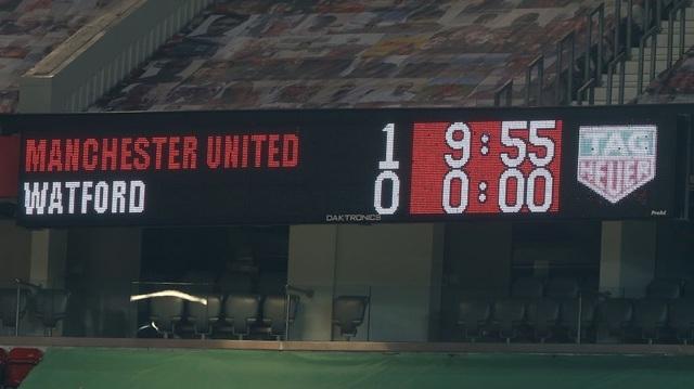 McTominay giúp Man Utd thắng trận trong lần đầu đeo băng đội trưởng - 14