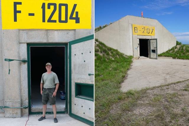 Nhà giàu Mỹ đổ xô mua hầm trú ẩn xa hoa dưới lòng đất thời dịch bệnh - 1