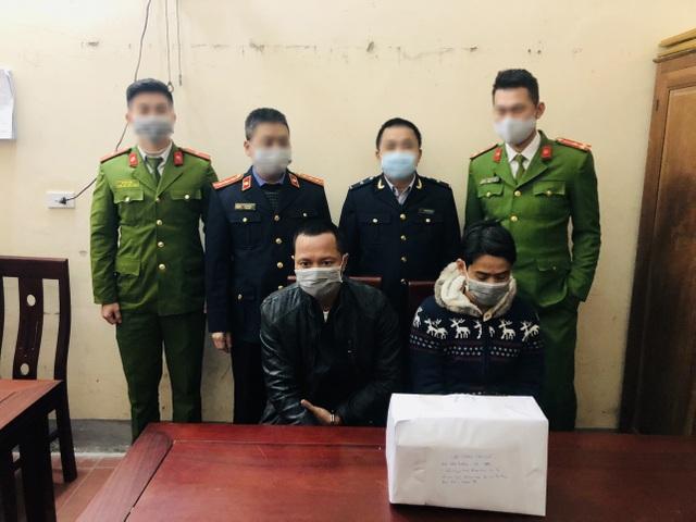 Dân buôn ma túy bị bắt trên đường từ Đà Nẵng ra Nghệ An đánh hàng - 1