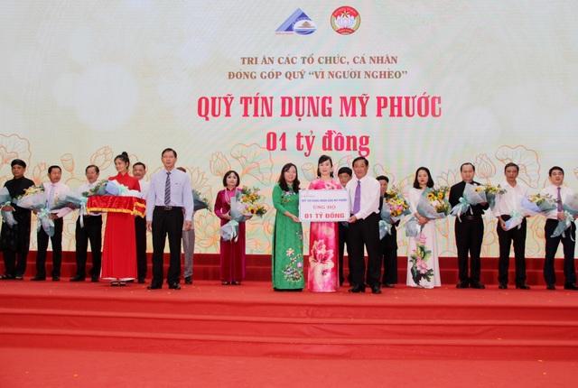 Ủy ban MTTQ An Giang vận động trên 225 tỷ đồng giúp người nghèo - 1
