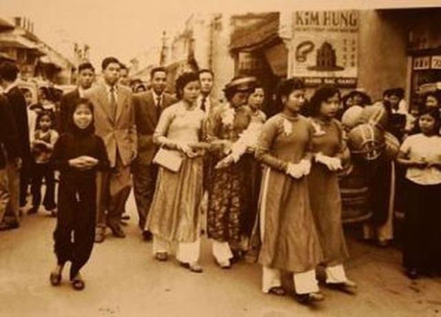 Chuyện cưới hỏi ở Hà Nội xưa và nay - 2