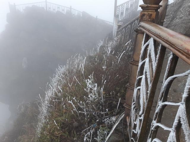 Không khí lạnh tăng cường, miền Bắc nhiều nơi tiếp tục -0,5 tới -2 độ - 1
