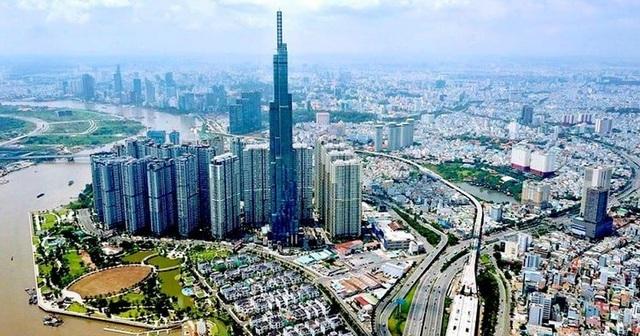 Bỏ xa Hà Nội, giá chung cư TP.HCM đạt đỉnh 165 triệu đồng/m2 - 1