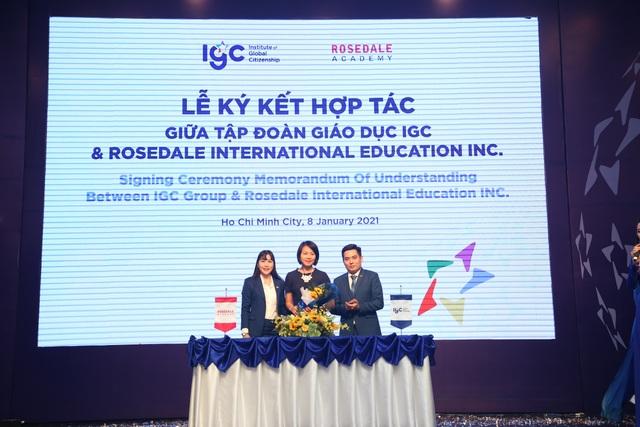 Công bố thương hiệu IGC - Cột mốc phát triển mới của TTC Edu - 3