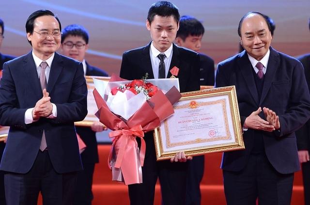 Điều gì làm nên thành tích huy chương Olympic quốc tế của học sinh ViệtNam? - 3