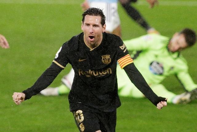 Messi bật chế độ hủy diệt, Barcelona giải cảm giữa đêm Đông! - 2