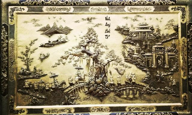 Người con thổi luồng gió mới vào những bức tranh làng Đồng Xâm - 3