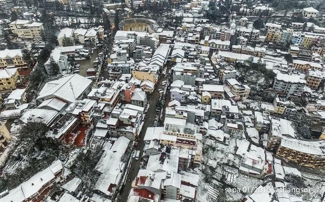 Những đợt băng tuyết như châu Âu hiếm gặp ở miền Bắc - 6