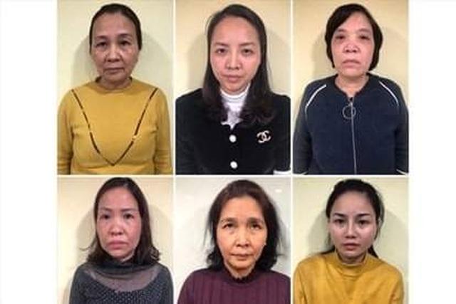 Xóa sổ đường dây chuyên đánh bạc qua mạng xã hội, bắt giữ 6 nữ quái - 1