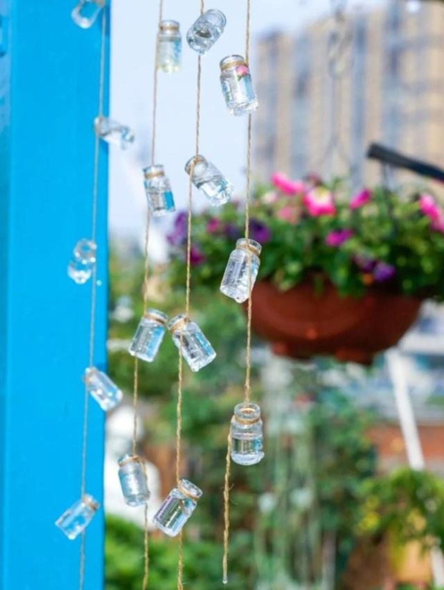 Trồng hoa trên sân thượng, cô gái tạo ra khu vườn cổ tích vạn người mê - 4