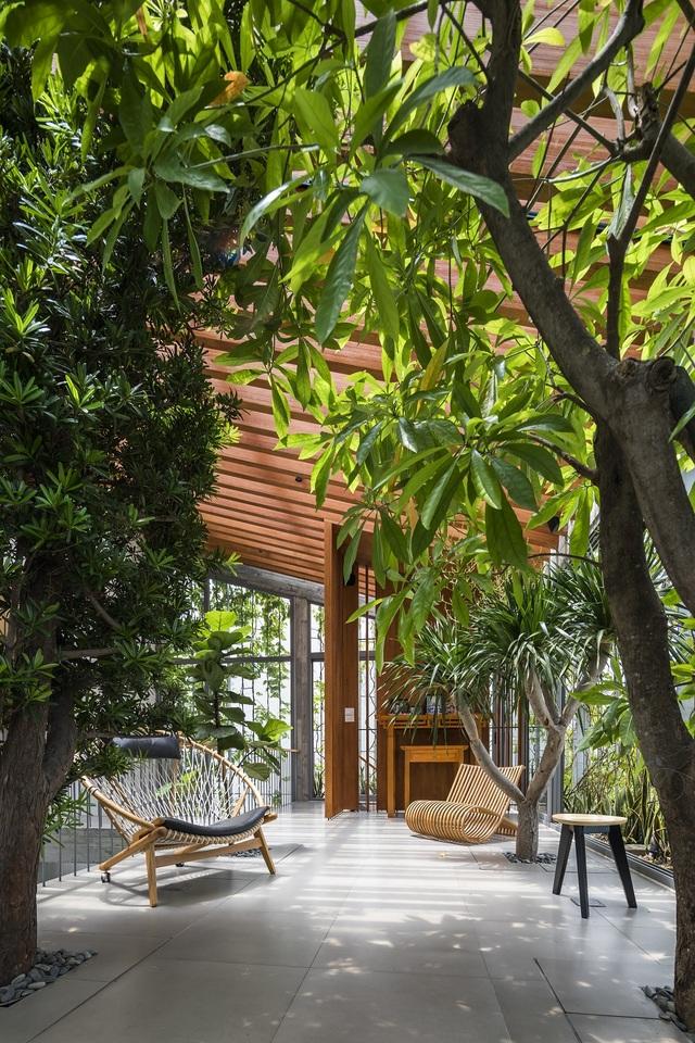 Công trình nhà ở tại Việt Nam giành giải kiến trúc quốc tế - 6